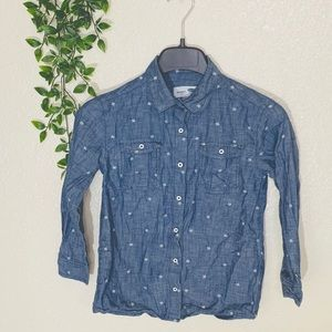 Old Navy Denim Shirt (ITEM#396)